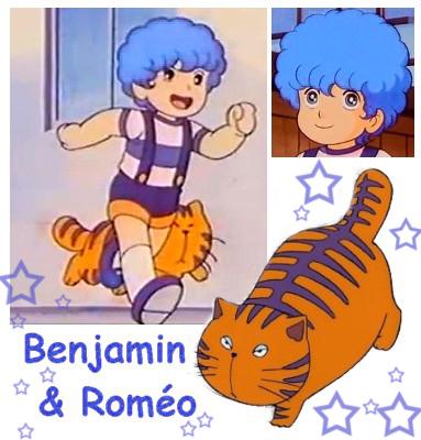 Benjamin romeo