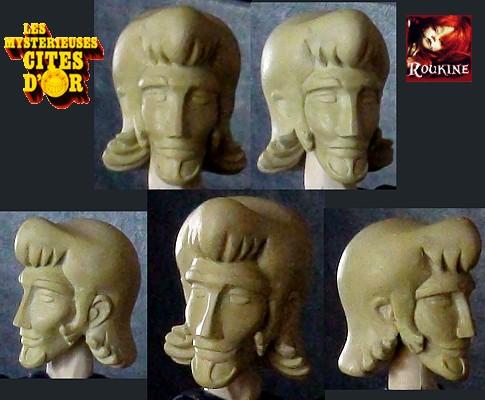 Comandant gomez sculpture