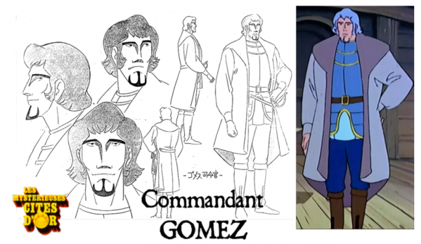 Commandant gomez