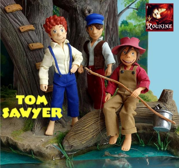Customs tom sawyer 2