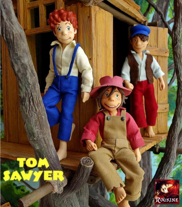 Customs tom sawyer 5