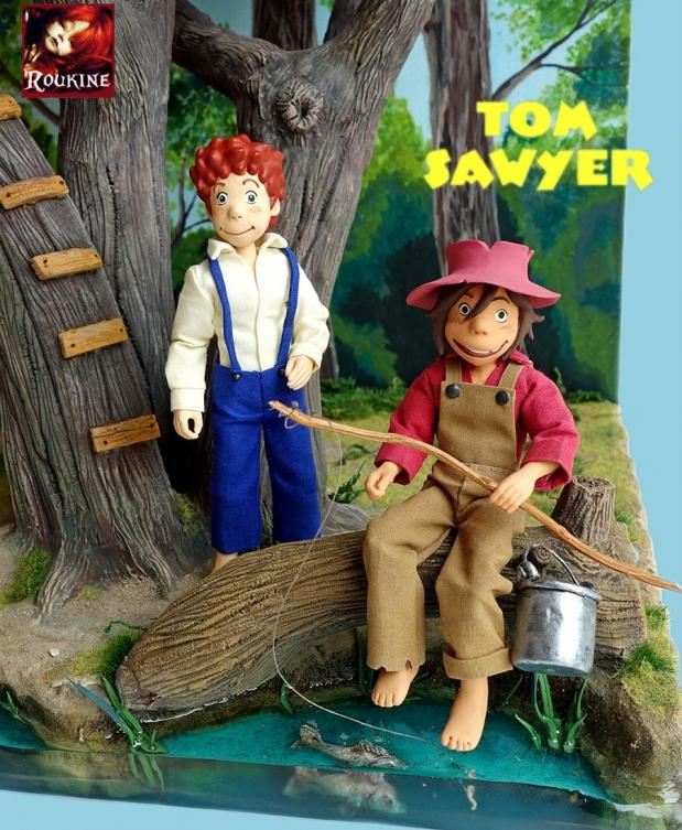 Customs tom sawyer