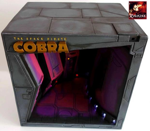 Decor cobra 10