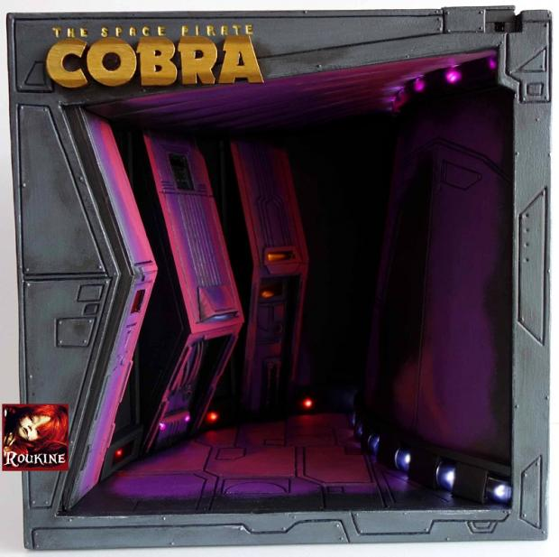 Decor cobra 11
