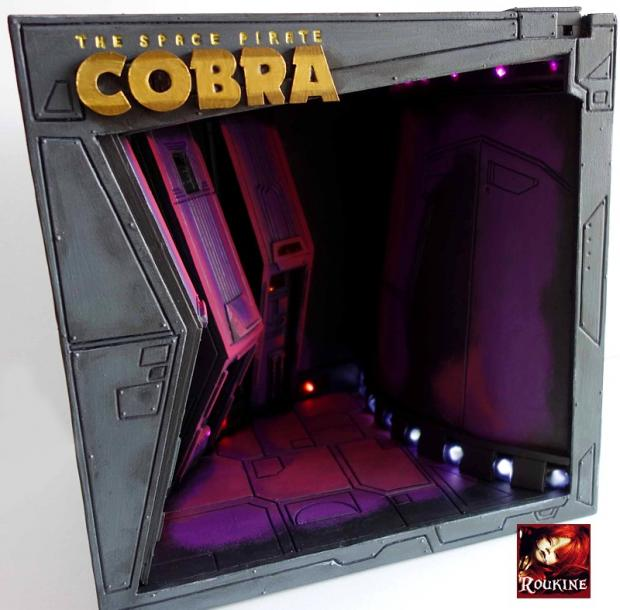 Decor cobra 12