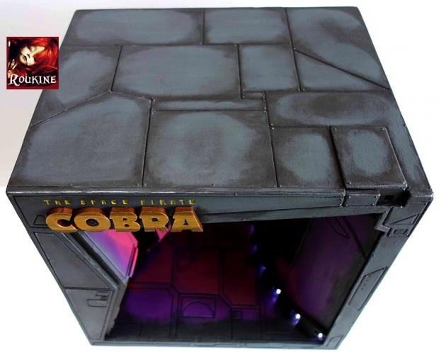 Decor cobra 9
