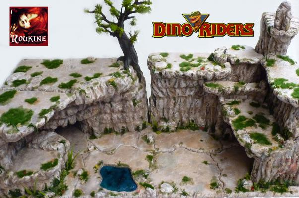 Decor dino riders pour jeremy final 33