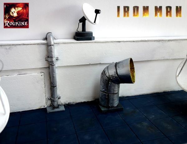 Decor iron man monger 10