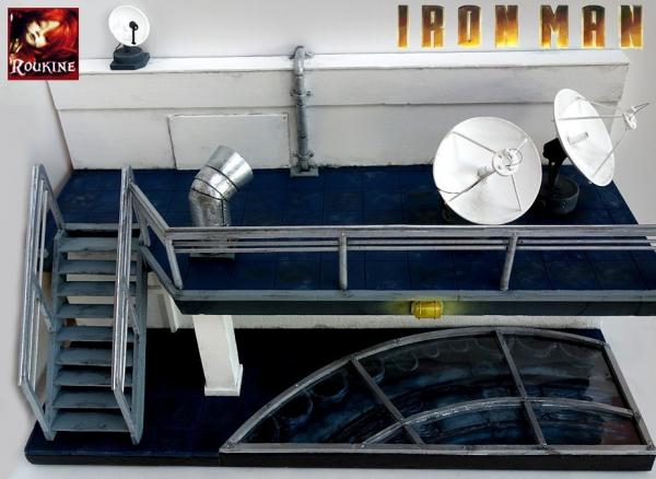Decor iron man monger 12