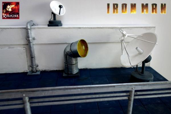 Decor iron man monger 3