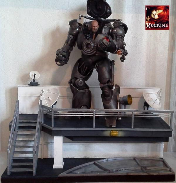 Decor iron man monger photo de laurent 1