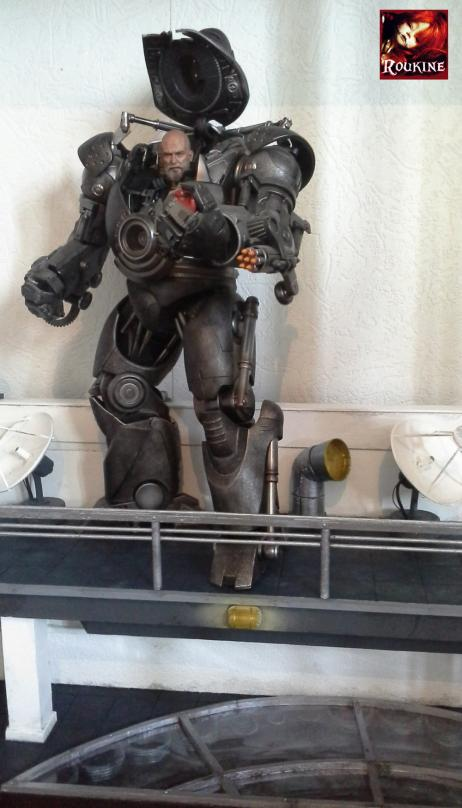 Decor iron man monger photo de laurent 2
