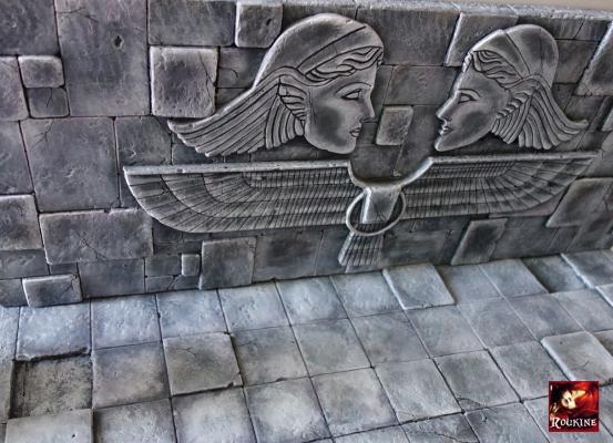 Decor mur des lamentation miguel 12