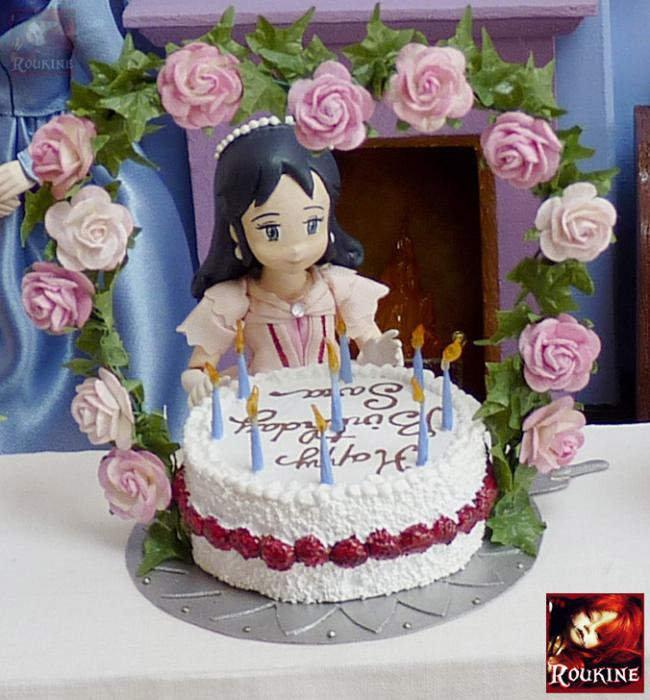 Decor princesse sarah l anniversaire 1