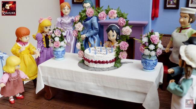 Decor princesse sarah l anniversaire 3