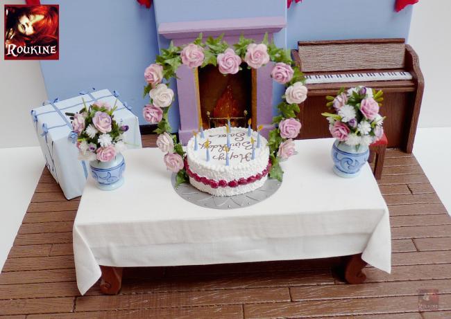 Decor princesse sarah l anniversaire 6