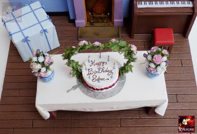 Decor princesse sarah l anniversaire 7
