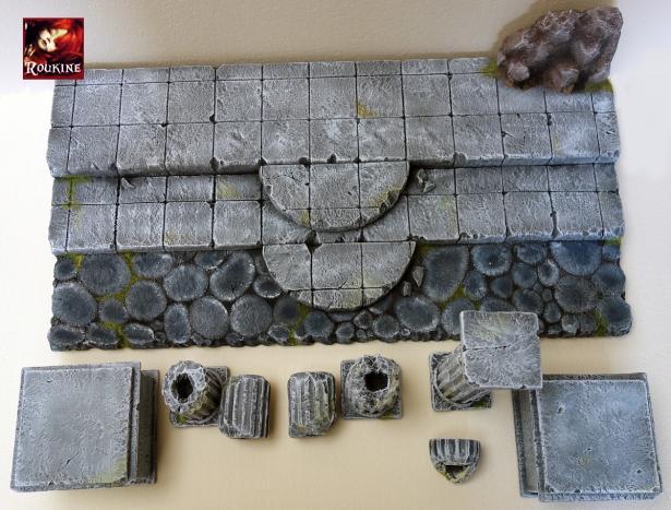 Decor ruines du sanctuaire ii pour fabrizio 4