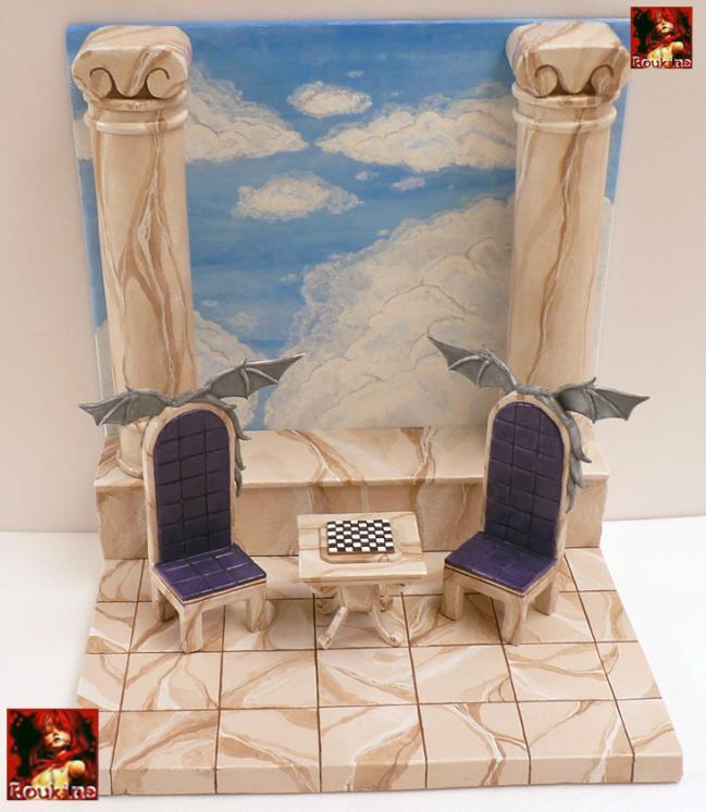 Diorama lost canvas l echec des dieux pour nicolas 3