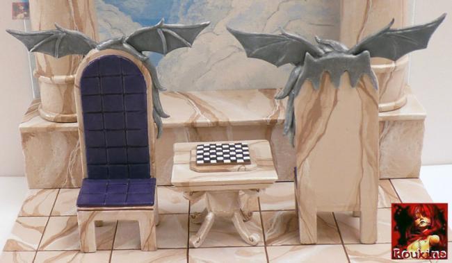 Diorama lost canvas l echec des dieux pour nicolas 5