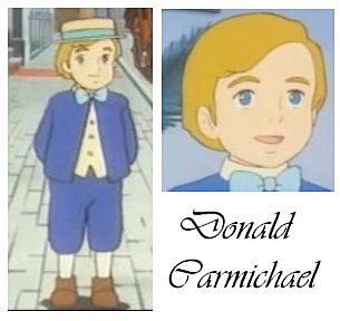 Donald carmichael