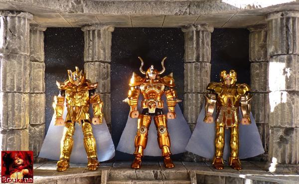 Gold saint 1