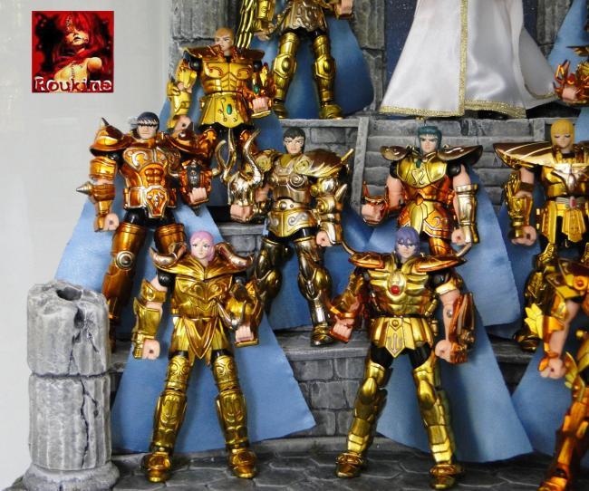 Gold saints photo de greg 2