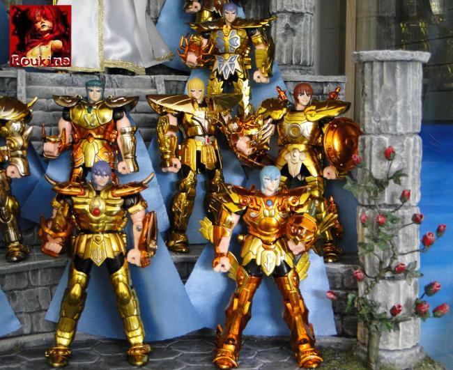 Gold saints photo de greg 3