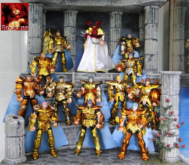 Gold saints photo de greg