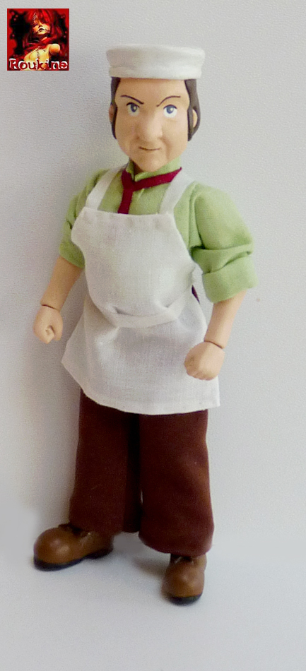 James le cuisinier 1