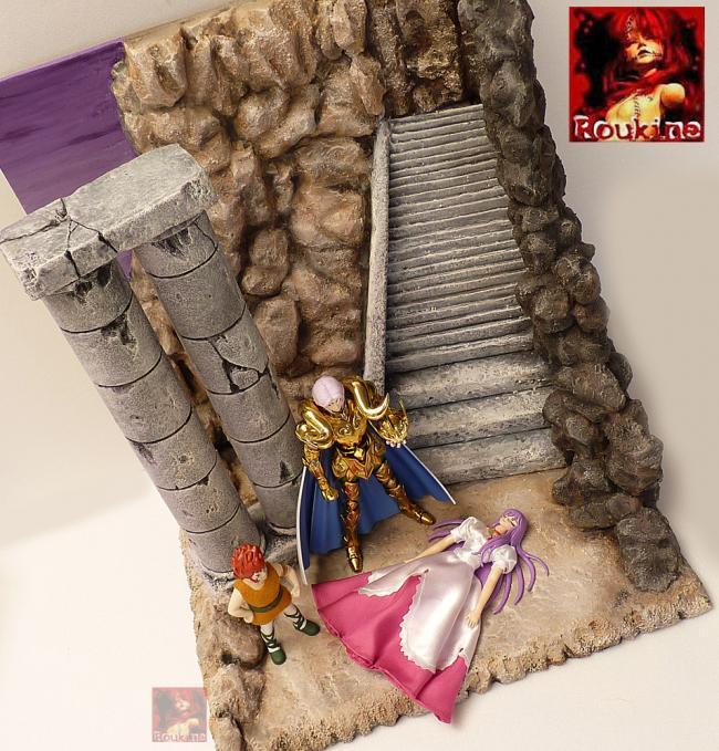 L attaque du sanctuaire pour julian final 8