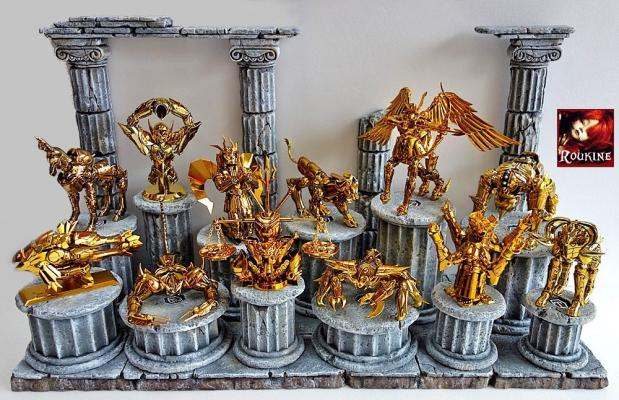 Le sanctuaire des armures d or 2
