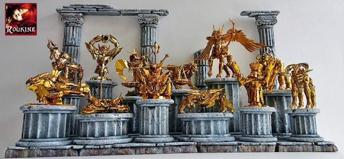 Le sanctuaire des armures d or 3