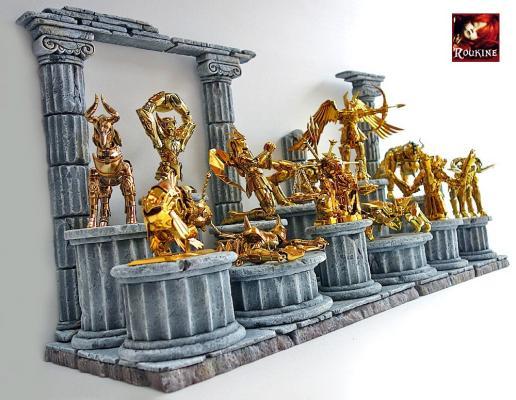 Le sanctuaire des armures d or 4