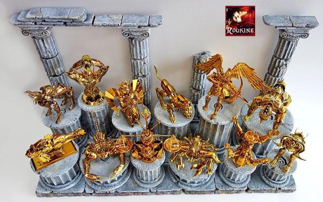 Le sanctuaire des armures d or 7