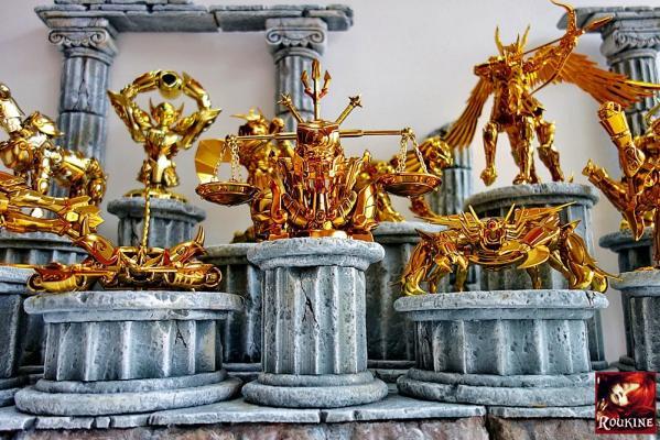 Le sanctuaire des armures d or 8