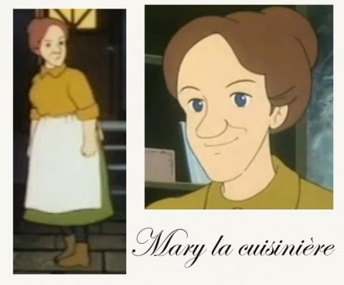 Mary la cuisiniere