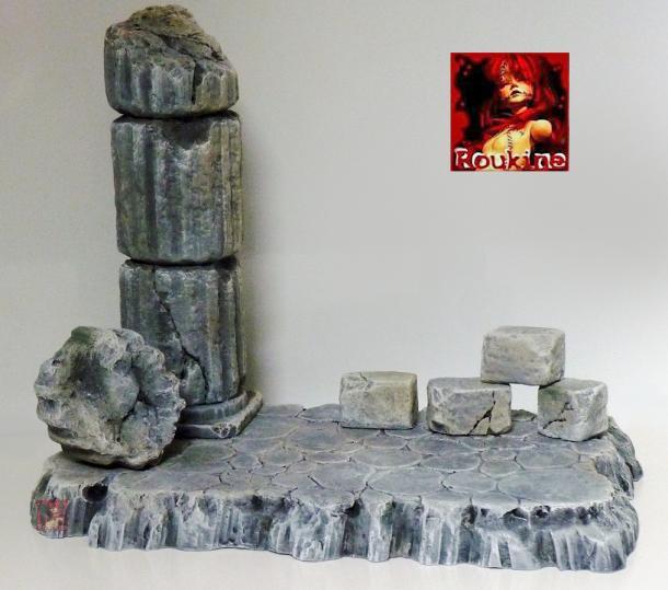 Mini diorama sanctuaire n 2 2