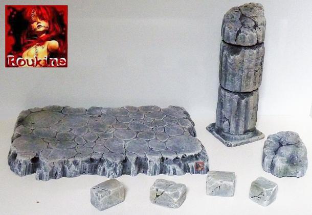 Mini diorama sanctuaire n 2 3