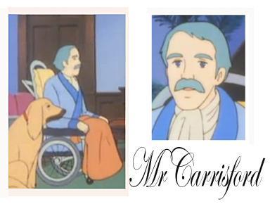 Mr carrisford