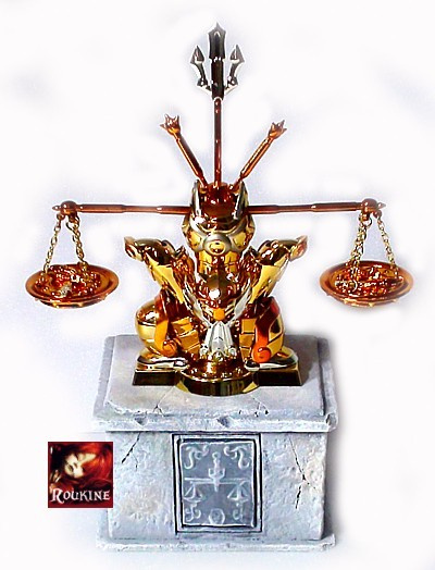 Piedestal balance 4