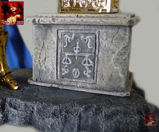 Piedestal zodiacal balance 2