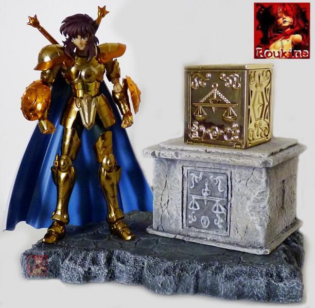 Piedestal zodiacal balance
