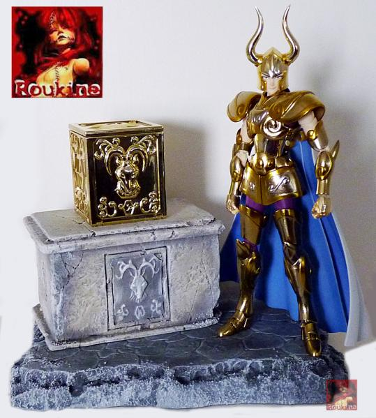 Piedestal zodiacal capricorne