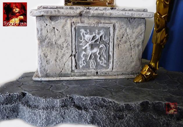 Piedestal zodiacal sagittaire 2