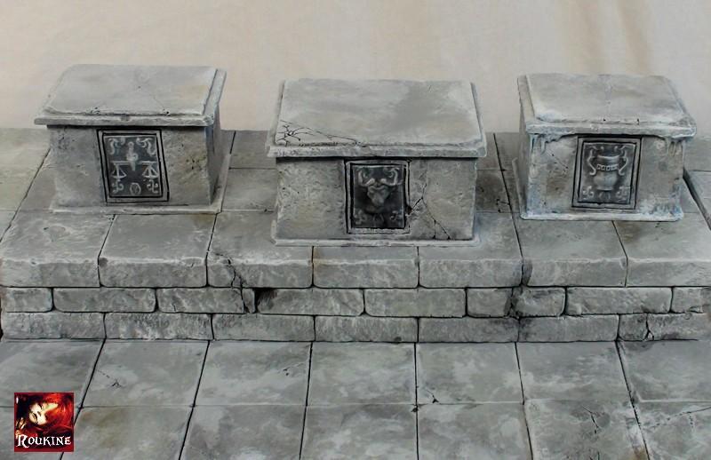 Piedestaux pour yann 1