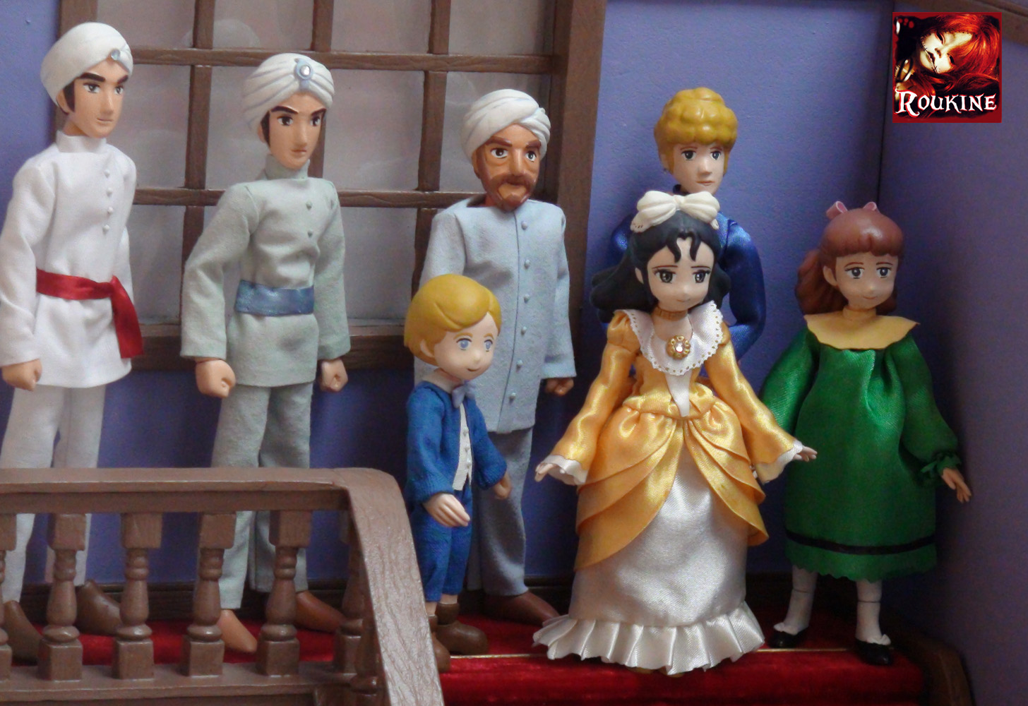 Princesse sarah roukine diorama sh k jo s ra - Princesse sarha ...