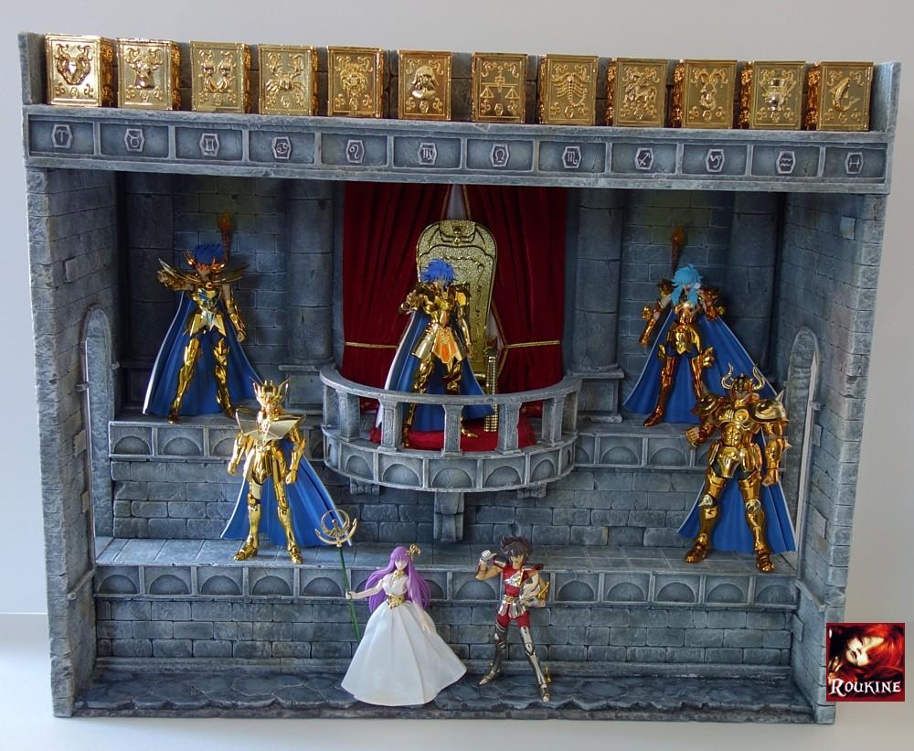 Sanctuaire des gold saint ex pour fabien