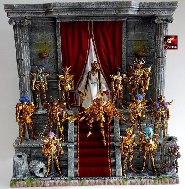 Sanctuaire des gold saint vi 1