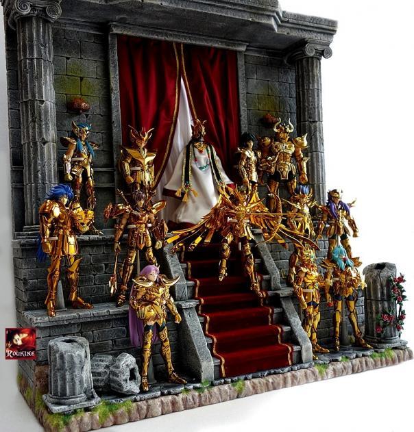 Sanctuaire des gold saint vi 5